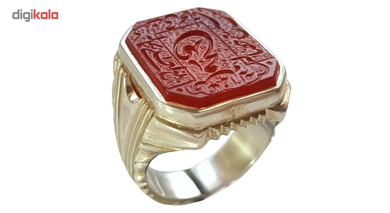 انگشتر نقره جواهرسرا مدل a265j
