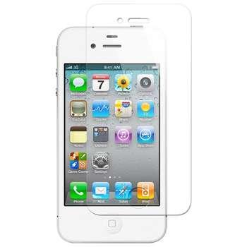 محافظ صفحه نمایش آر جی مدل Sticker مناسب برای گوشی موبایل اپل آیفون 4/4S