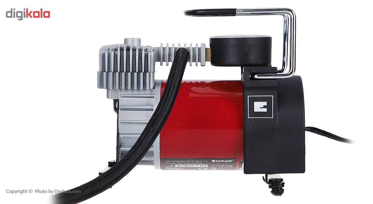 کمپرسور باد فندکی اینهل مدل CC-AC 35/10 12V