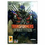بازی Transformers Devastation مخصوص PC thumb