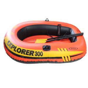 قایق بادی اینتکس مدل Explorer300
