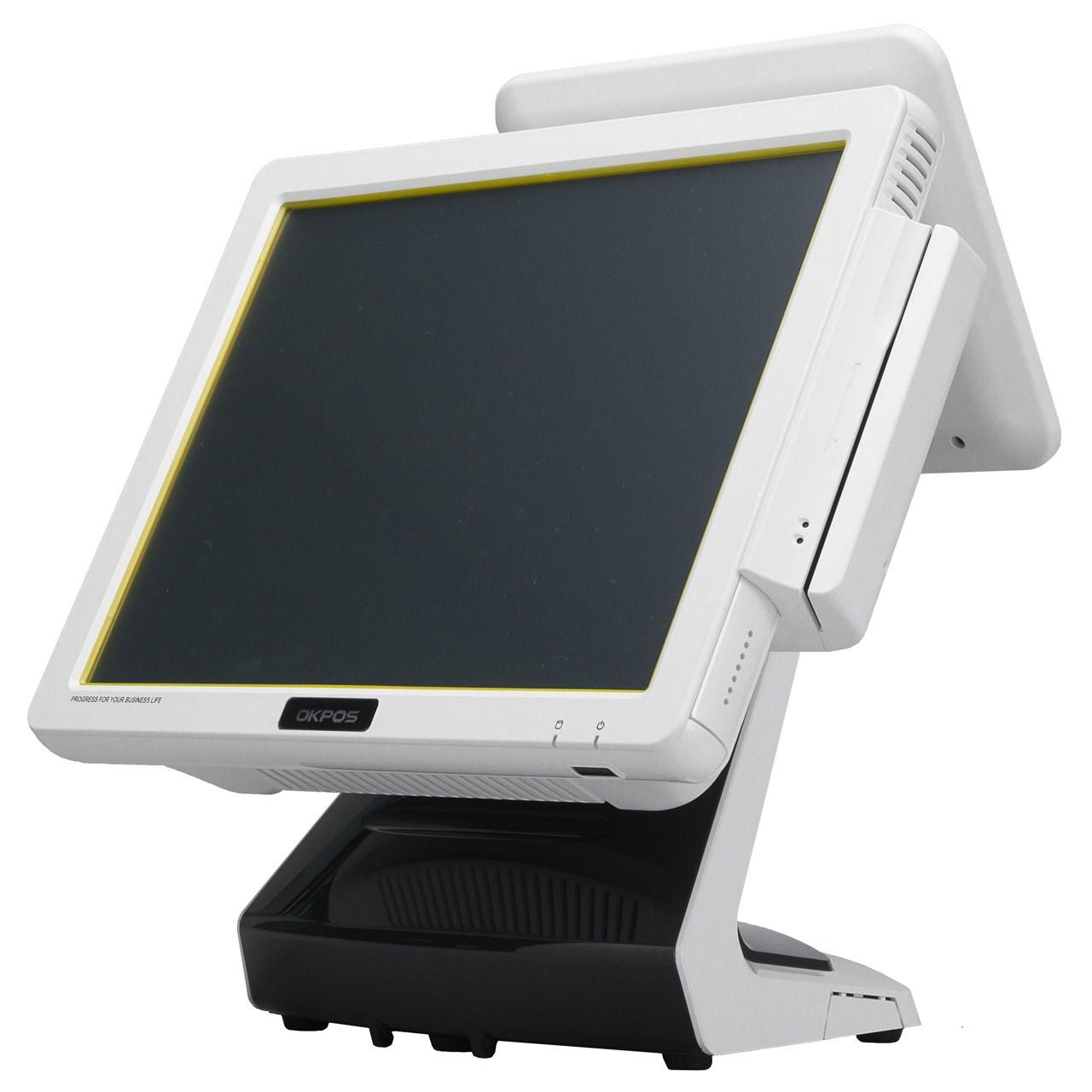 قیمت                      صندوق فروشگاهی POS لمسی اوکی پوز مدل Z-1500