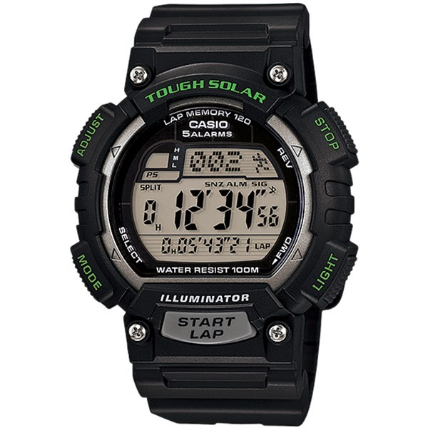 ساعت مچی دیجیتالی مردانه کاسیو STL-S100H-1AVDF 37