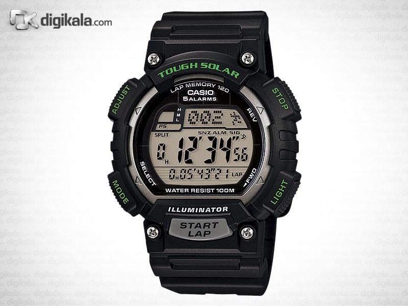 خرید ساعت مچی دیجیتالی مردانه کاسیو STL-S100H-1AVDF | ساعت مچی