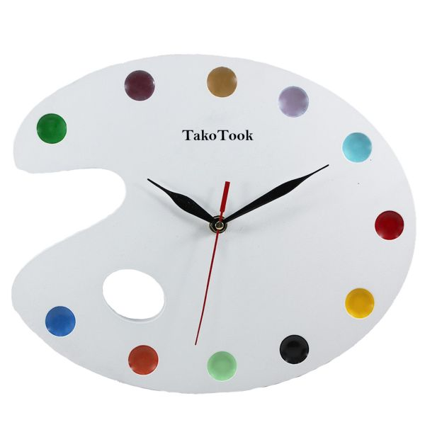 ساعت دیواری تک و توک مدل T-026