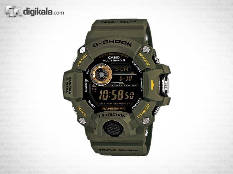 خرید ساعت مچی مردانه کاسیو جی شاک GW-9400-3DR
