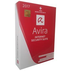 آنتی ویروس اویرا اینترنت سکیوریتی سوییت 2017 -1 کاربر -1 اندروید-یک ساله