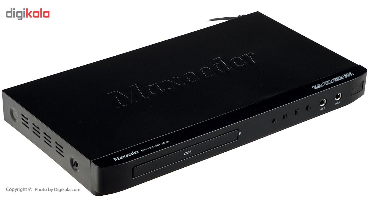 پخش کننده DVD مکسیدر سری MX-HDH3641 مدل AR06