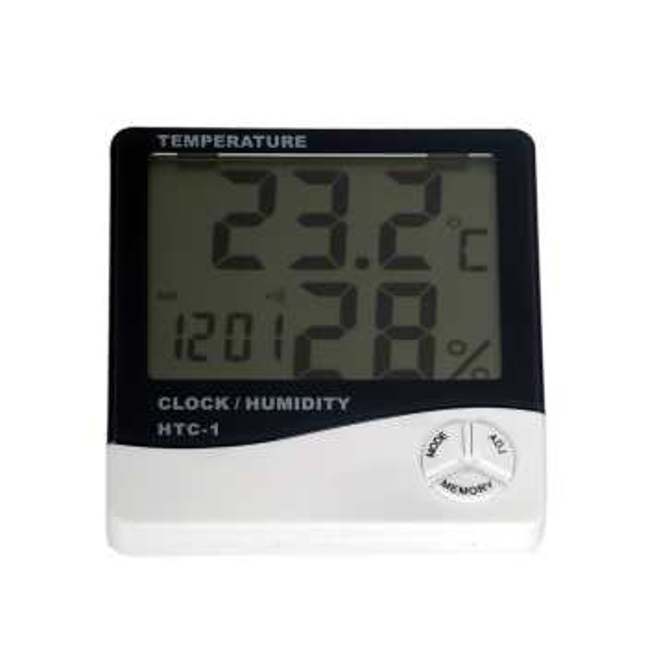 دماسنج و رطوبت سنج HTC-1 | Thermo-Humidity Meter HTC-1