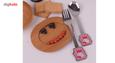قاشق و چنگال وینز مدل Hello Kitty thumb 3