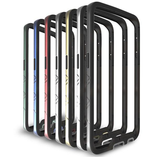 بامپر وویا مدل ایر شیلد EX مناسب برای گوشی موبایل سامسونگ گلکسی S6 اج