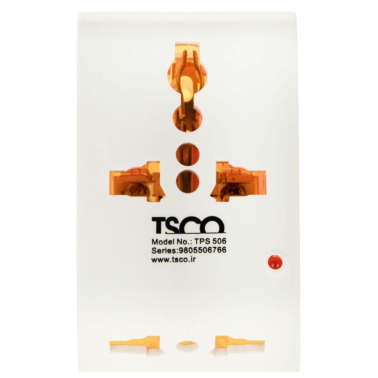 مبدل برق تسکو مدل TPS 506