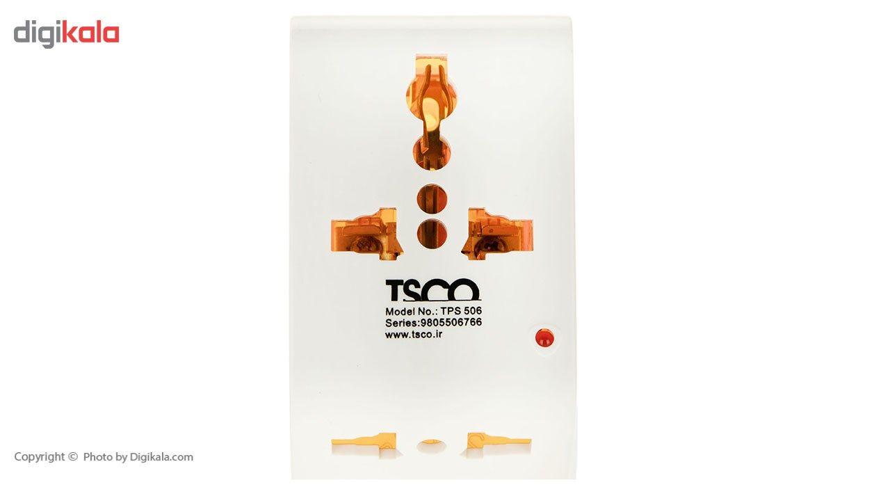 مبدل برق تسکو مدل TPS 506 main 1 1