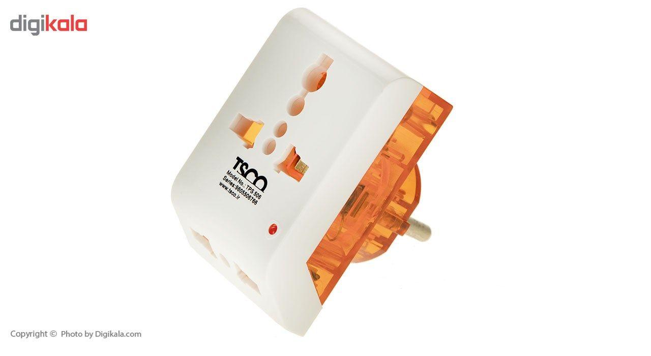 مبدل برق تسکو مدل TPS 506 main 1 2