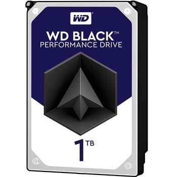 هارددیسک اینترنال وسترن دیجیتال مدل Black WD1003FZEX ظرفیت 1 ترابایت