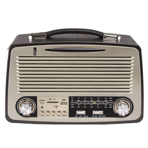 رادیو جی اس مدل BT-1700