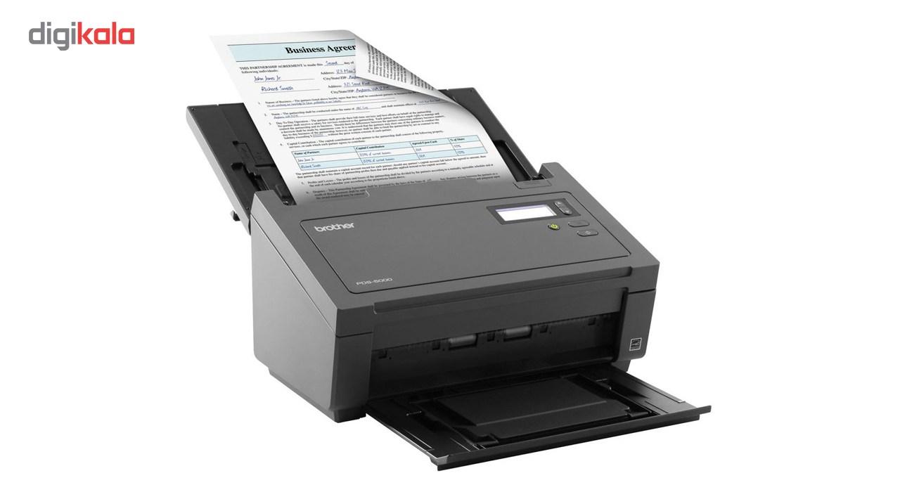 اسکنر حرفهای اسناد برادر مدل PDS-5000