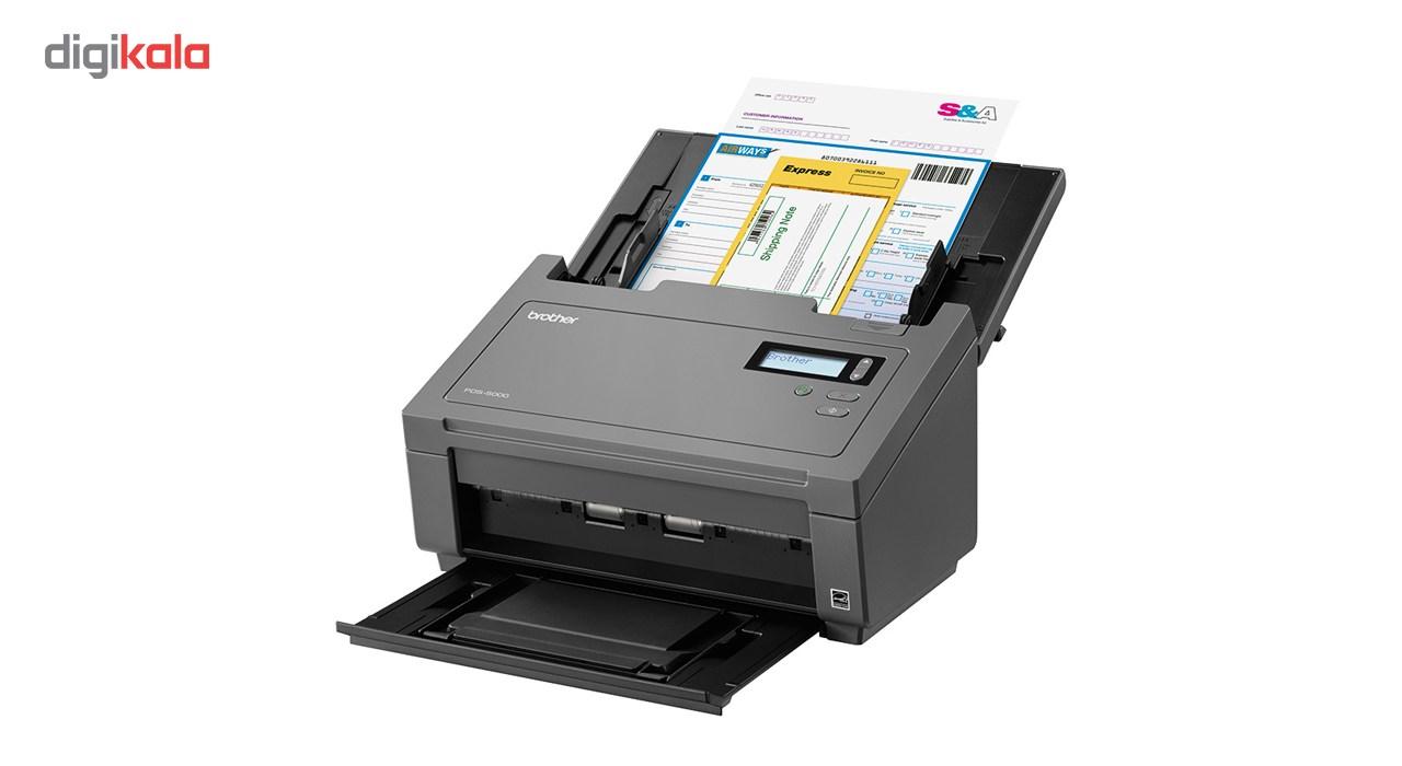 قیمت                      اسکنر حرفهای اسناد برادر مدل PDS-5000