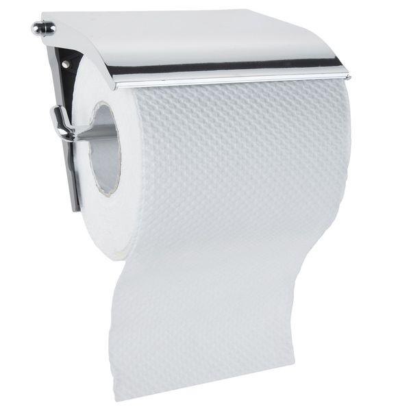جای دستمال توالت سنی پلاستیک مدل Sarv