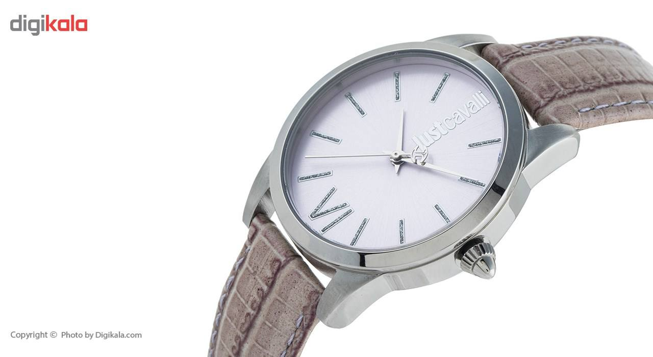 ساعت مچی عقربه ای زنانه جاست کاوالی مدل JC1L010L0025 -  - 3