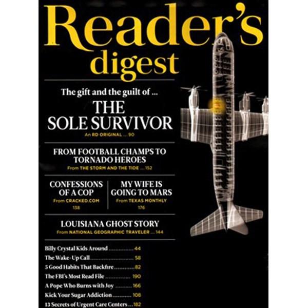 مجله Reader's Digest - اکتبر 2014