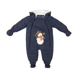 سرهمی نوزادیطرح آدم برفی کد G05