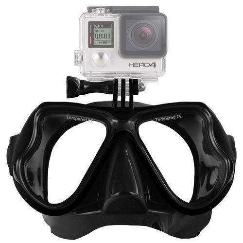 ماسک غواصی پلوز مناسب دوربین گوپرو