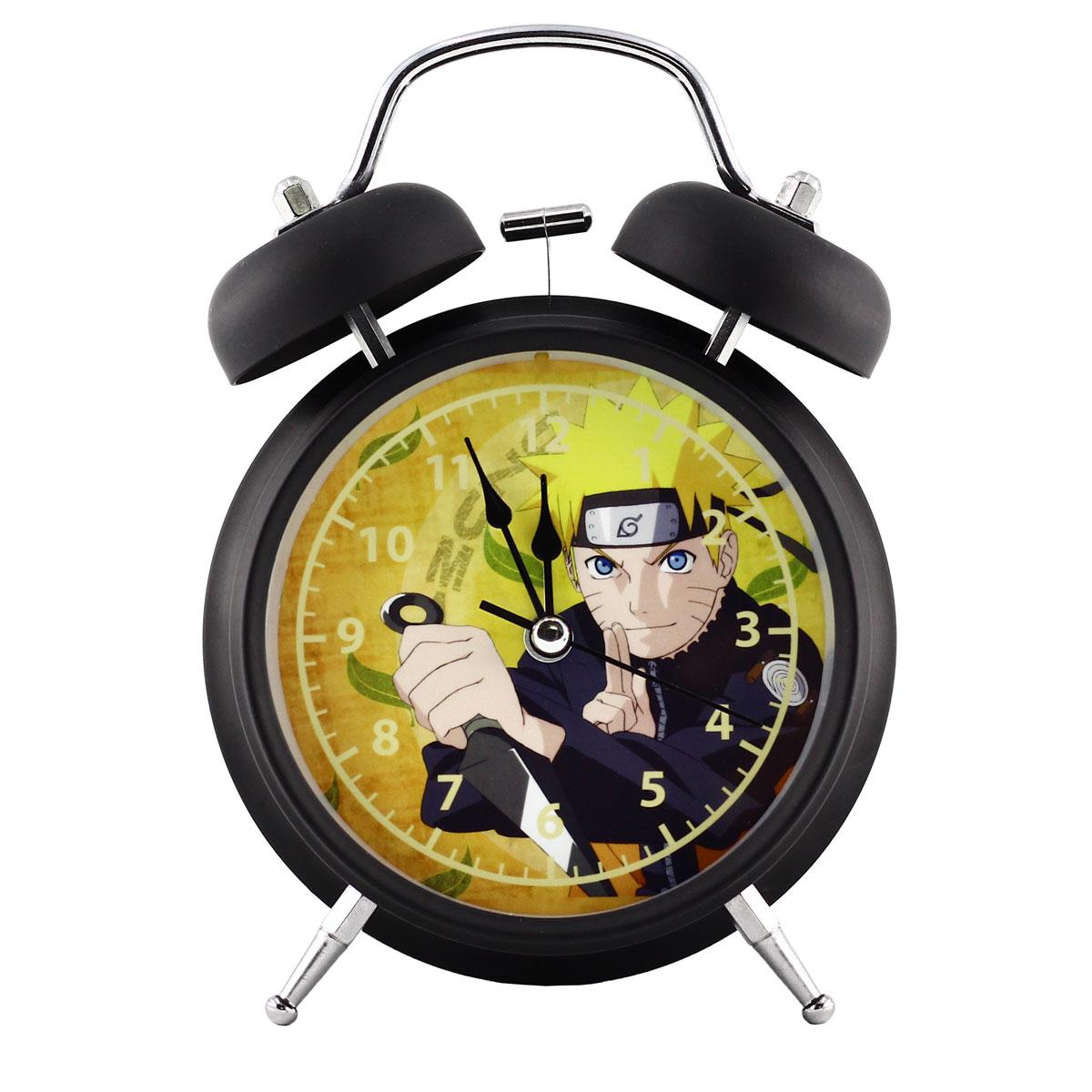 ساعت رومیزی کودک طرح انیمه ناروتو کد 2003