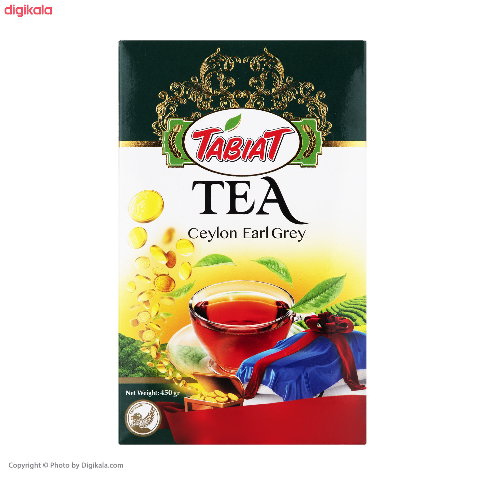 چای سیاه معطر ارل گری طبیعت - 450 گرم main 1 4