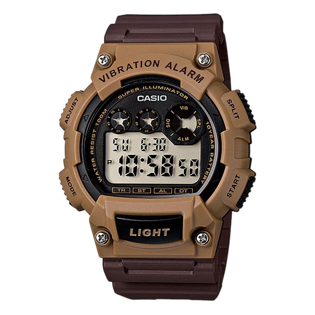 ساعت مچی دیجیتالی مردانه کاسیو مدل  W-735H-5AVDF 35