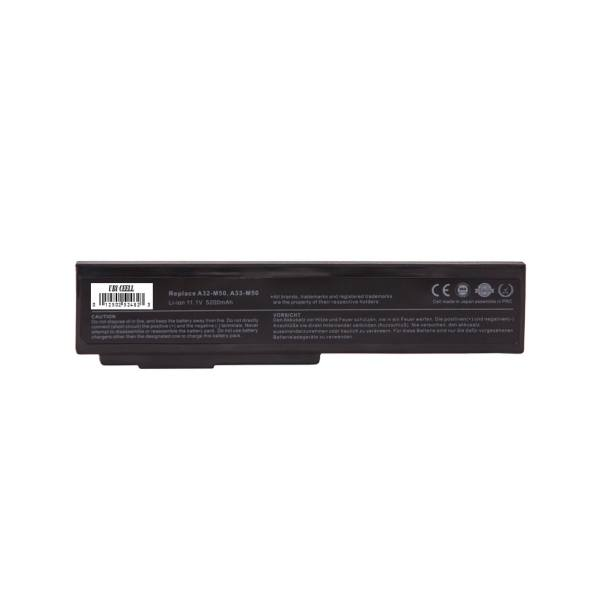 باتری لپ تاپ یوبی سل 6 سلولی برای لپ تاپ Asus M50-N61