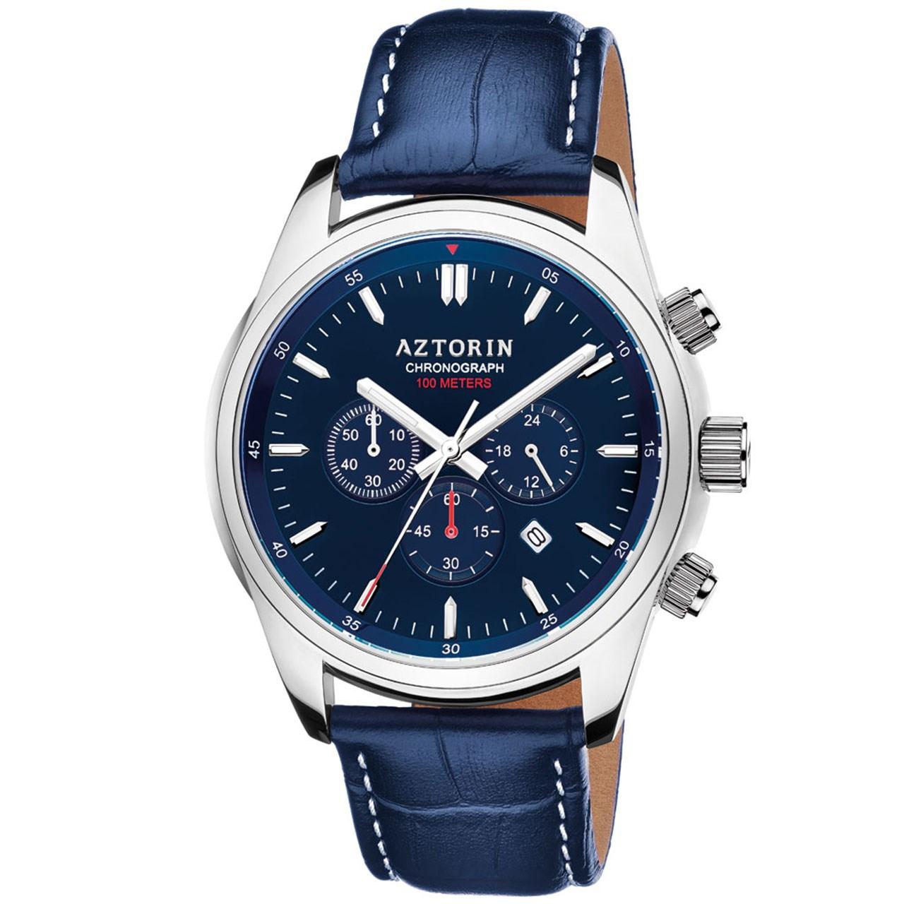 ساعت مچی عقربه ای مردانه ازتورین مدل A055.G262