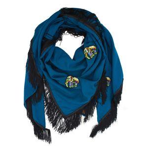 روسری دست دوز مریت مدل B004