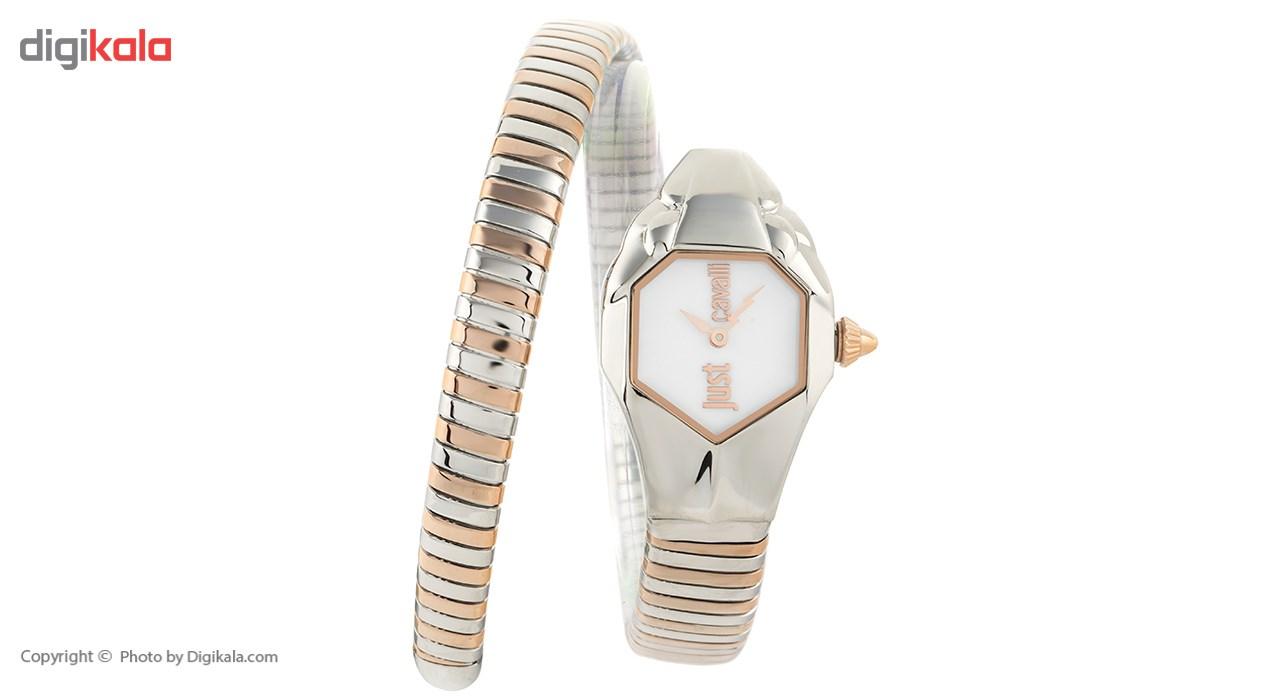 ساعت مچی عقربه ای زنانه جاست کاوالی مدل JC1L001M0045