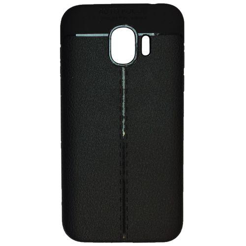کاور ژله ای طرح چرم مناسب برای گوشی موبایل سامسونگ Galaxy Grand Prime Pro