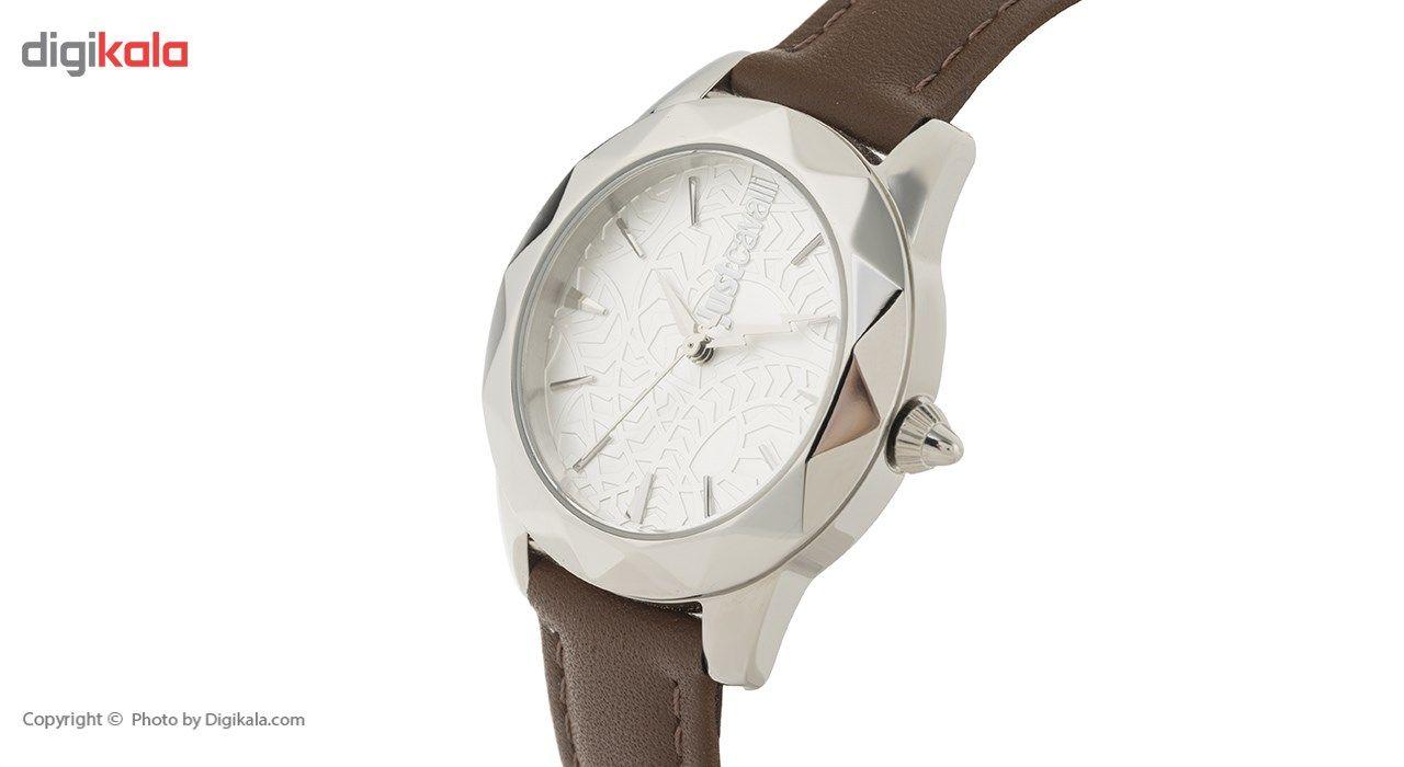 ساعت مچی عقربه ای زنانه جاست کاوالی مدل JC1L003L0015 -  - 1