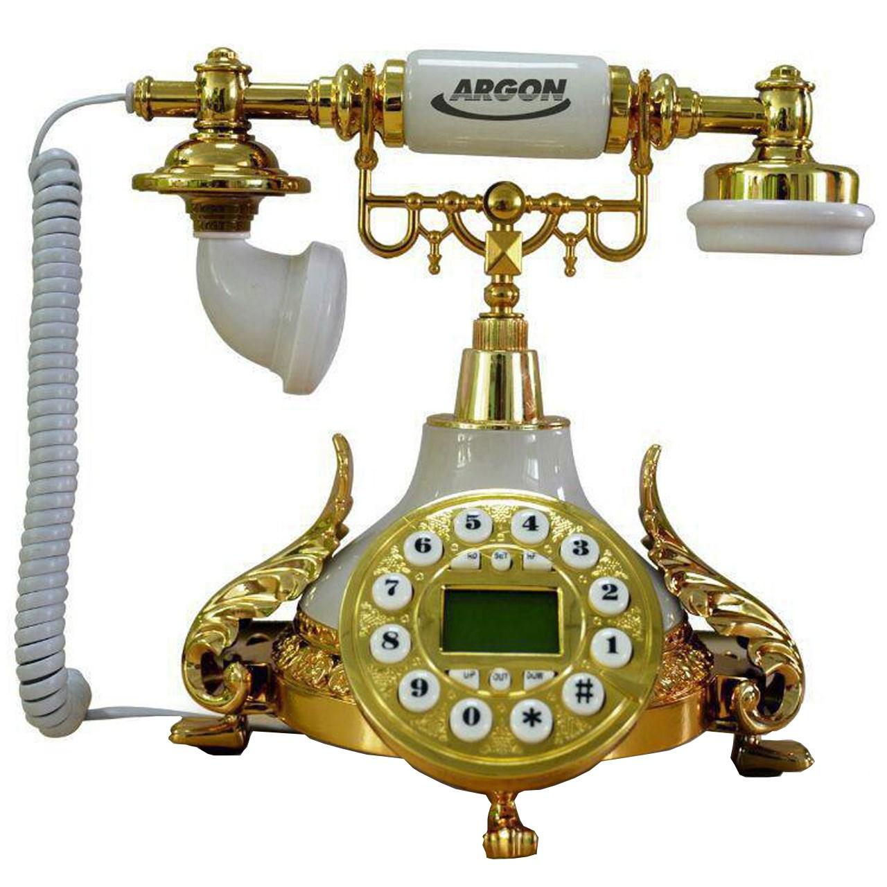 قیمت                      تلفن آرگون آنتیک مدل AR- 205