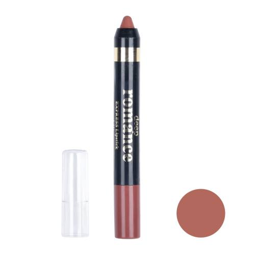 رژ لب مدادی دیپ رومانس مدل DR-11 - شماره رنگ 311