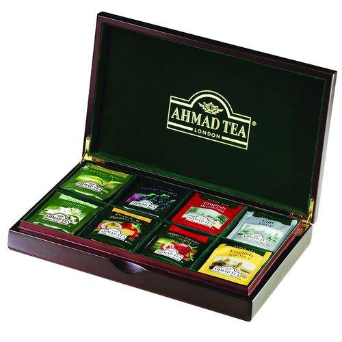 بسته چای کیسه ای چای احمد مدل Tea  Keepr هشت بسته 6 عددی