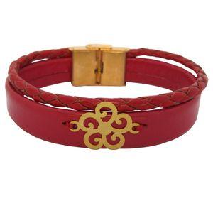 دستبند طلا 18 عیار شانا مدل B-SG110