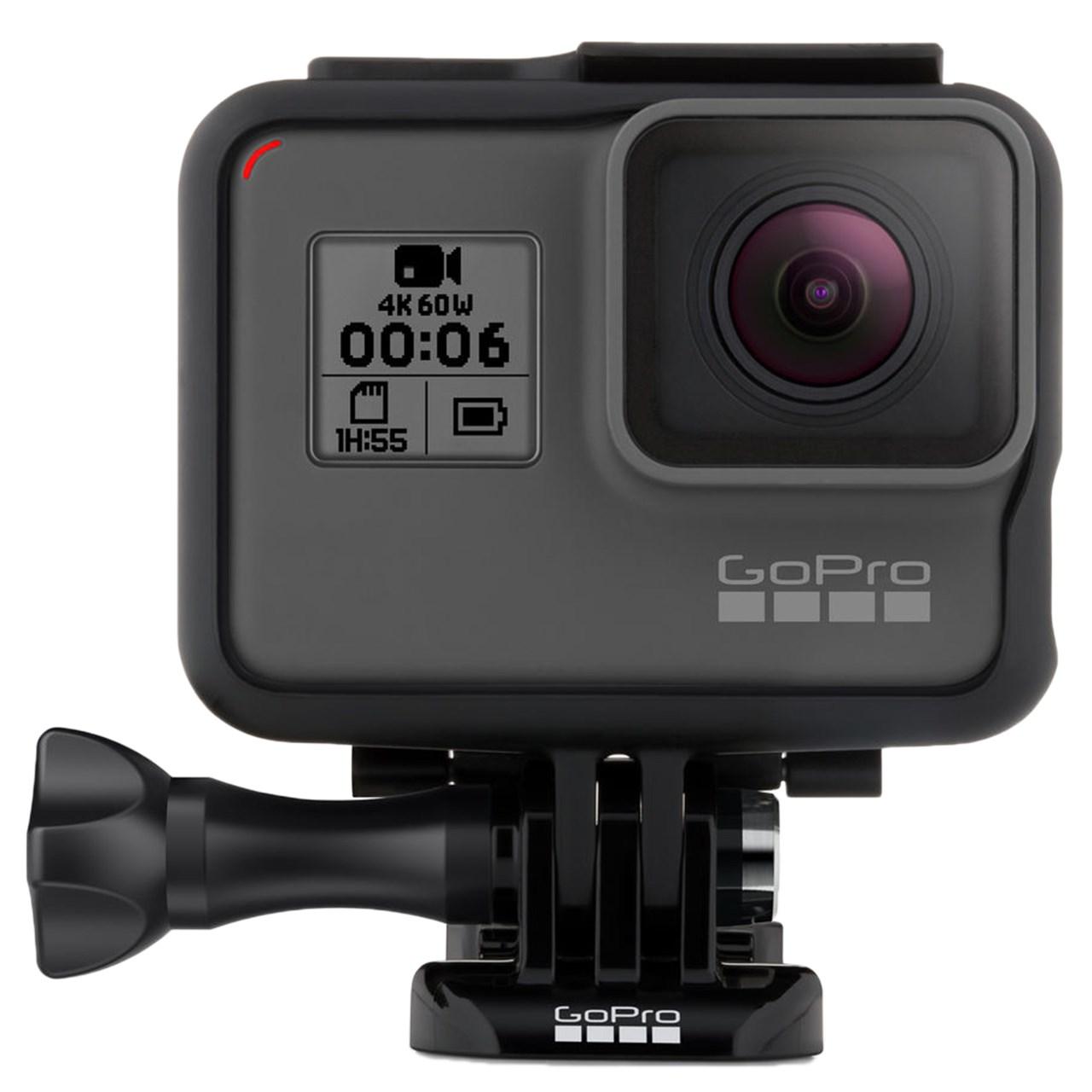 دوربین فیلم برداری ورزشی گوپرو مدل HERO6 Black