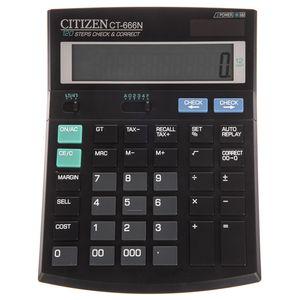 ماشین حساب سیتیزن مدل CT-666N
