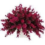 گلدان به همراه گل مصنوعی بخشی مدل SH313 thumb