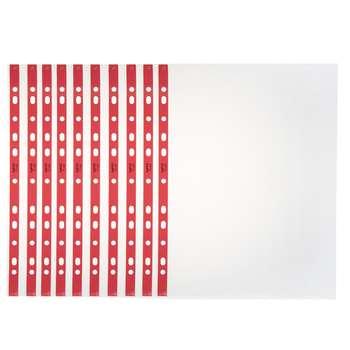 کاور کاغذ A4 پاپکو کد 11 بسته 100 عددی