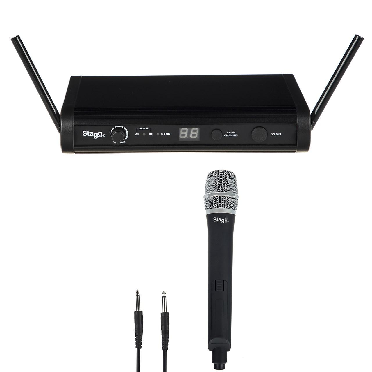 میکروفون بیسیم استگ مدل SUW 35MS