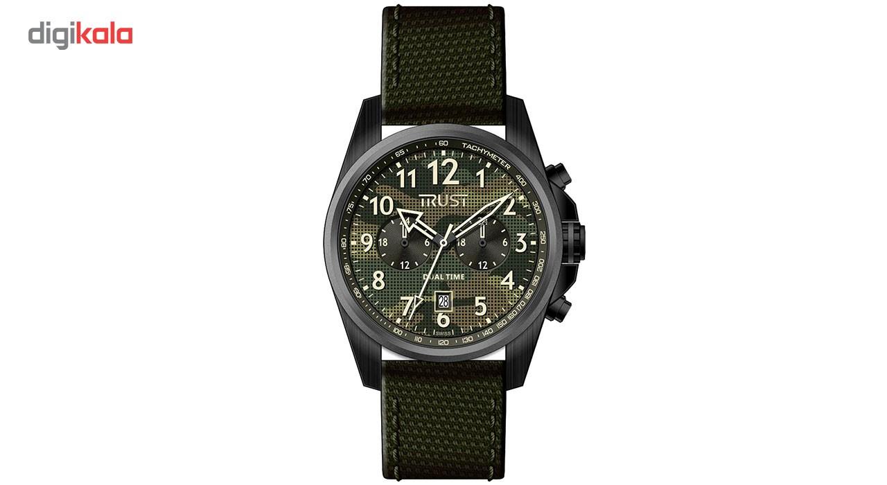 خرید ساعت مچی عقربه ای مردانه تراست مدل G403-35NNSW