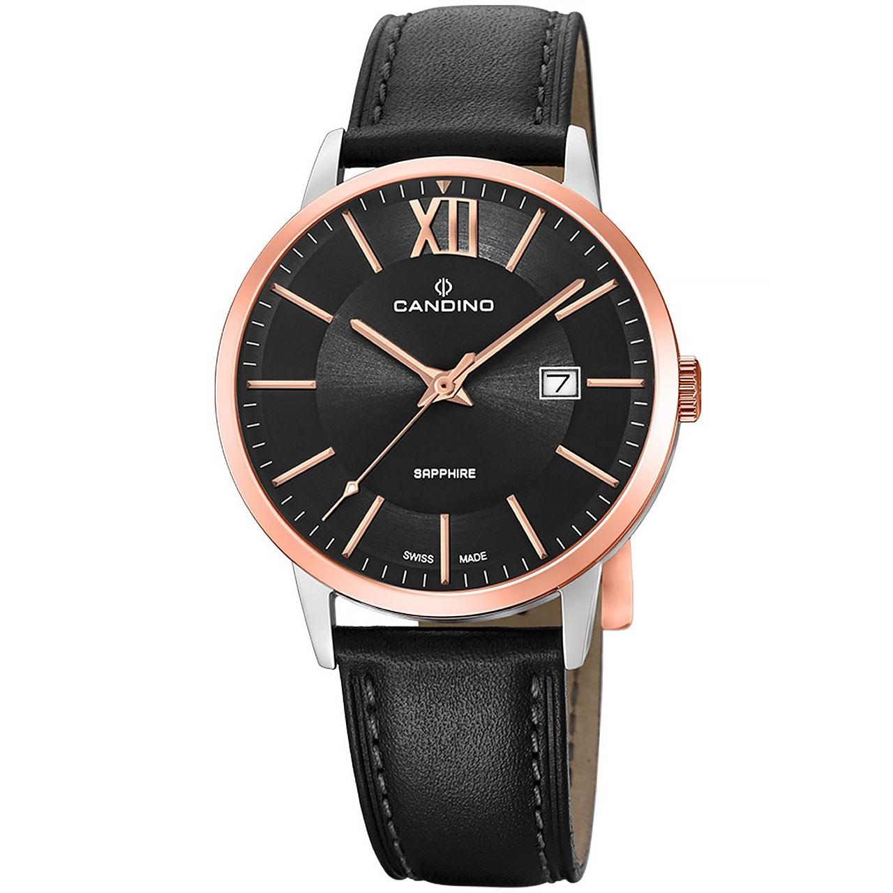 ساعت مچی عقربه ای مردانه کاندینو مدل C4620/1