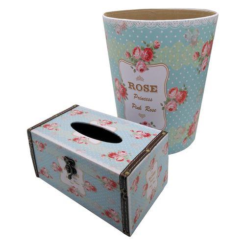 ست سطل و جا دستمال کاغذی کیدتونز کد KDT-125