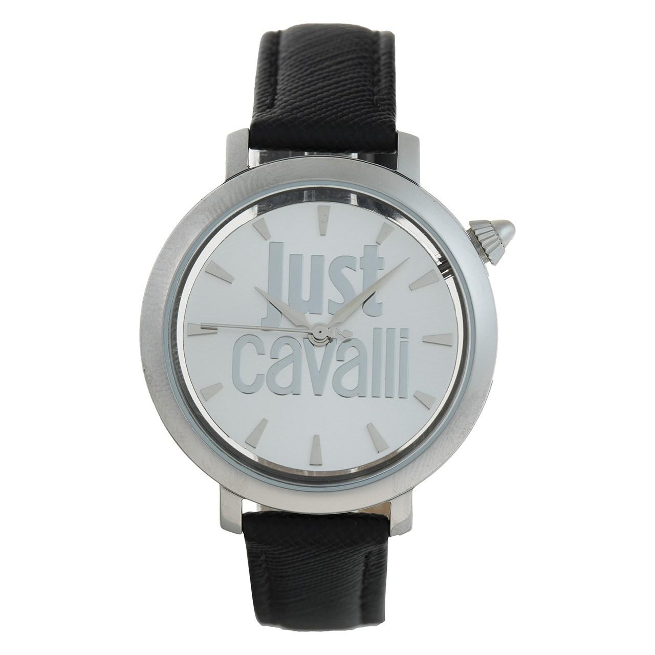 ساعت مچی عقربه ای زنانه جاست کاوالی مدل JC1L007L0015