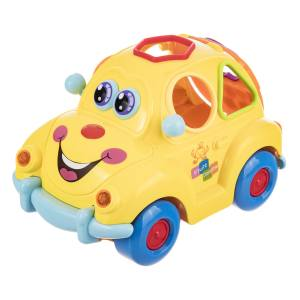 بازی آموزشی هولی تویز مدل Intelligent Fruit Car